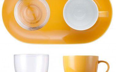 Rosenthal Thomas Sunny day Espresso set, žluto-oranžová