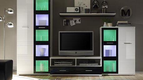 Atraktivní obývací stěna Ultra 3