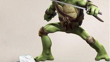 Samolepka na zeď Želvy Ninja Donatello!