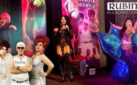 Travesti show v Brně: Screamers + Techtle Mechtle