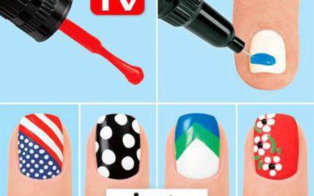 Zdobicí pera na nehty Hot Designs Nail Art pro dokonalou manikůru!