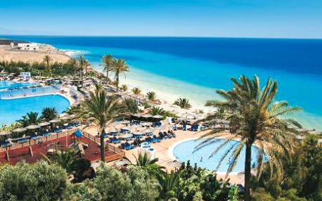 SBH Club Paraíso Playa, Fuerteventura, Španělsko, letecky, All inclusive