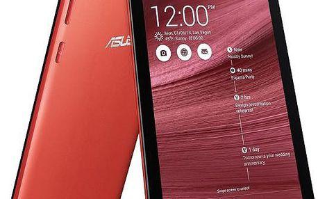 """Multimediální 7"""" tablet MeMO Pad 7 ME176CX červený"""