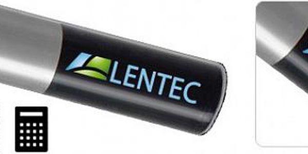 Kvalitní nabíjecí baterii LENTEC velikosti AA 1100 mAh 1.2V Ni-MH s garancí kapacity pro všechny typy elektroniky!