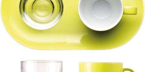 Rosenthal Thomas Sunny day Espresso set, žlutá
