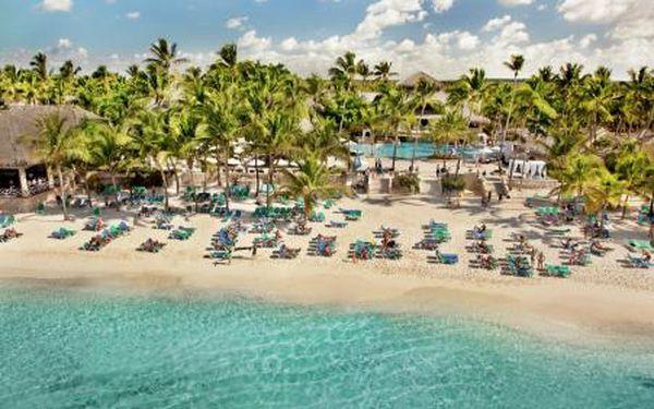 Viva Wyndham Dominicus Beach, Dominikánská rep., Dominikánská republika, letecky, all inclusive