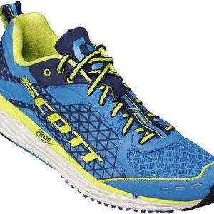 Pánské tempové boty T2 Palani modré/zelené, modrá