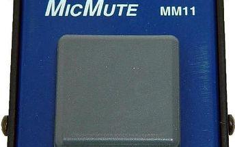 """Přepínač """"Mute"""" pro dočasné přerušení mikrofonního signálu Rolls MM 11"""