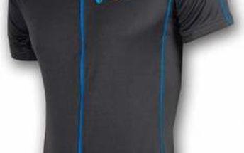 Pánský cyklistický dres Sensor ENTRY černá