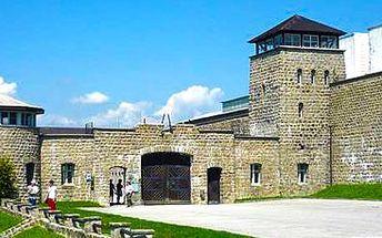 Koncentrační tábor Mauthausen: autobusový zájezd pro 1 osobu