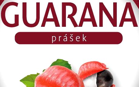 Guarana prášek 100g