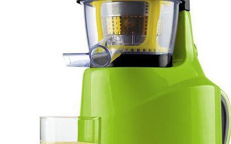 G21 Perfect Juicer odšťavňovač, zelený