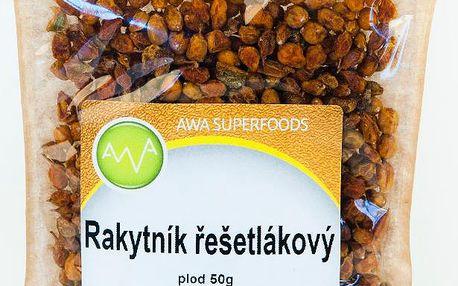 Salvia pardise BIO Rakytník řešetlákovitý 50 g AWA superfoods