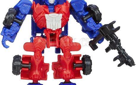 Transformers 4 Construct Bots Jezdci - Optimus Prime