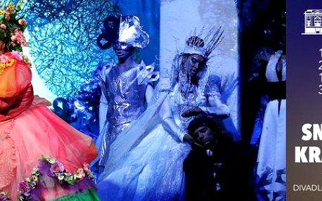 Vstupenky na muzikál Sněhová královna