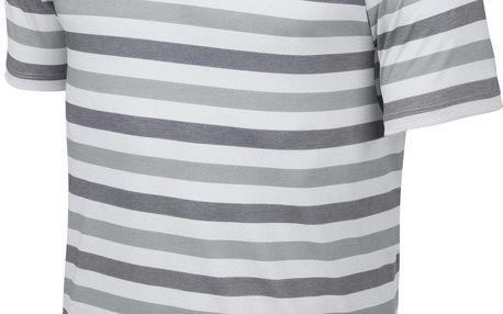 Pánské běžecké triko Nike Dri-FIT Touch Tailwind Short-Sleeve Striped