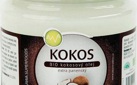 BIO Kokosový olej 200ml