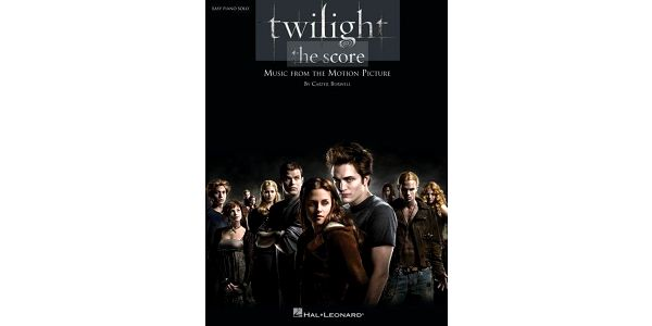 MS Carter Burwell: Twilight - The Score (Easy Piano)