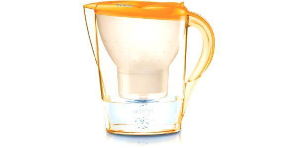 BRITA Marella Marigold Orange filtrační konvice