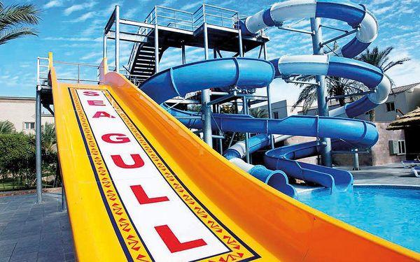 Hotel SEA GULL, Egypt, Hurghada, 8 dní, Letecky, All inclusive, Alespoň 4 ★★★★, sleva 33 %