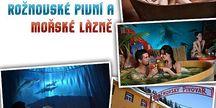 2990 Kč za 2-denní relax pro DVA v mořských klimatických lázních v Rožnově pod Radhoštěm včetně ubytování