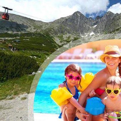 Relax ve Vysokých Tatrách