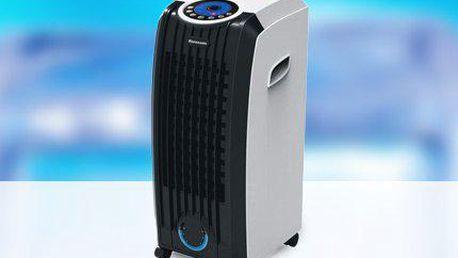 Mobilní ochlazovač vzduchu Ravanson do interiéru
