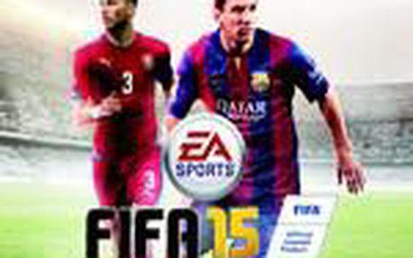 Fotbalová - Sportovní hra FIFA 15 - Ultimate team edition (PS4)