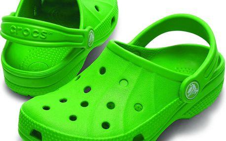 Dětské sandály Ralen zelené