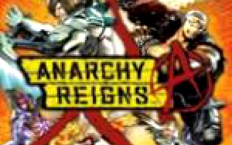 Akční hra Anarchy Reigns pro XBOX 360