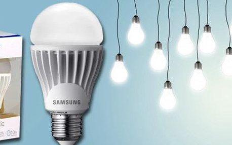 Designová LED žárovka Samsung - nahradí 60 W