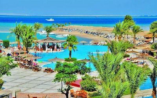 GRAND PLAZA HOTEL, Egypt, Hurghada, 8 dní, Letecky, All inclusive, Alespoň 4 ★★★★, sleva 56 %