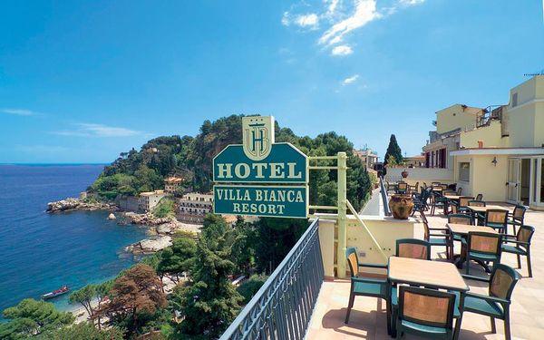 Hotel Villa Bianca Resort, Itálie, Sicílie, 7 dní, Vlastní, Polopenze, Alespoň 3 ★★★, sleva 36 %