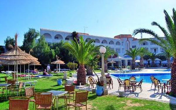 GOLF RESIDENCE, Tunisko, Tunisko pevnina, 8 dní, Letecky, Polopenze, Alespoň 4 ★★★★, sleva 25 %
