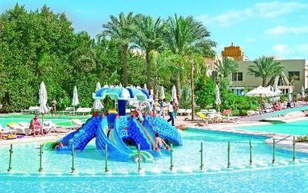 PRIMA LIFE MAKADI RESORT & SPA, Egypt, Hurghada, 8 dní, Letecky, All inclusive, Alespoň 5 ★★★★★, sleva 58 %