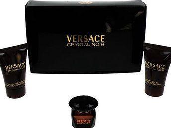 Toaletní voda Versace Crystal Noir Edt