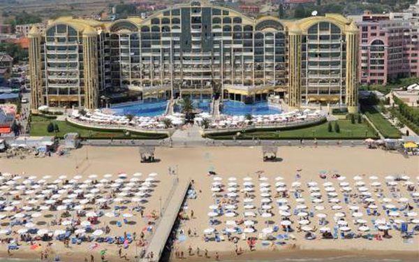 Bulharsko, oblast Slunečné Pobřeží, doprava letecky, polopenze, ubytování v 5* hotelu na 8 dní