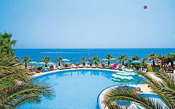 Hotel Anitas Beach Club, Turecko, Turecká riviéra, 8 dní, Letecky, All inclusive, Alespoň 4 ★★★★, sleva 45 %