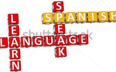 8-týdenní kurz španělštiny pro středně pokročilé B1/B2 - čtvrtek 17:00 - 18:30 - s rodilým mluvčím