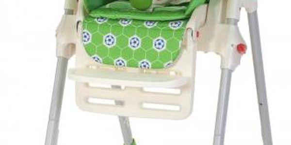 Speciální edice Chicco Polly 2v1! Jídelní židlička vhodná již od 5 měs. do 3 let.