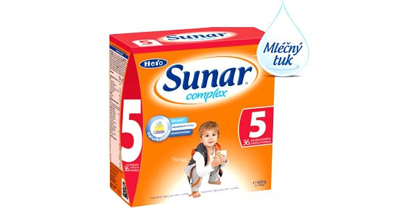 Sunar Complex 5 (600g)