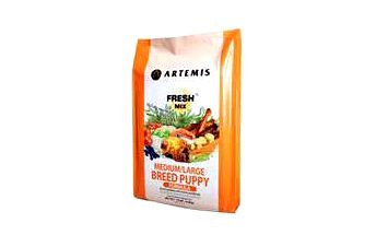 Artemis Fresh Mix Medium/Large Breed Puppy 6,8kg - Exp. 6/2016 + DOPRAVA ZDARMA po celé ČR