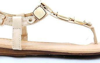 Letní stylové sandálky J-02APR