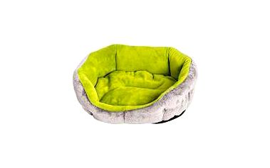 Pelech 8 hran froté soft Pohádka hn.melír/zelený 60 cm