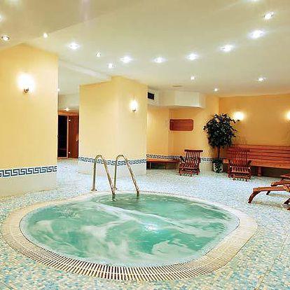 Luxusní víkendové pobyty v Clarion hotelu pro dva