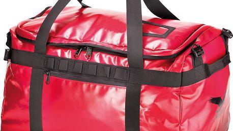 Vodotěsná cestovní taška z obzvláště odolného materiálu Duffle Team 45 red