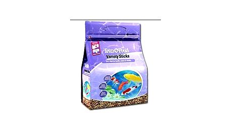 Tři různé druhy tyčinek pro všechny druhy bazénových ryb Tetra Pond Variety Sticks 4l