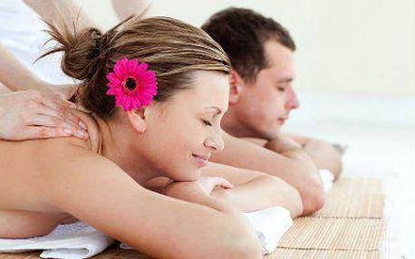 Hodinová tantrická masáž pro ženu, muže či pro pár