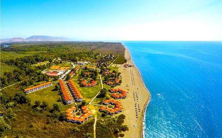 Komplex Ada Bojana ALL INCLUSIVE Club - Dotované p, Ulcinjská riviéra, Černá Hora, plná penze