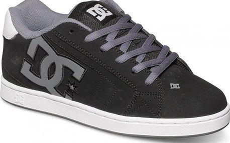 Pánské skate tenisky DC Net Black/White/Grey